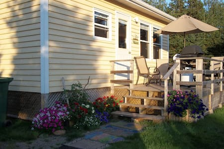 Summer Breeze Cottage - Stanhope - Kulübe