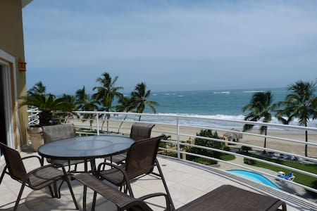 Loft with amazing Cabarete bay view