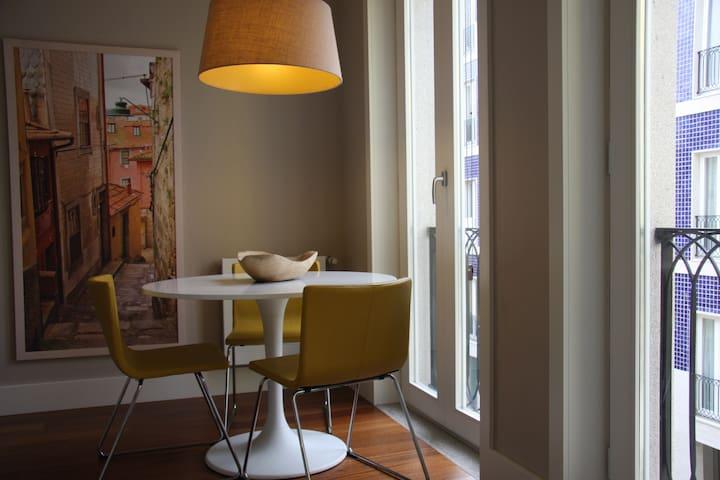 TOC TOC YELLOW! In Porto´s heart! - Porto - Appartamento