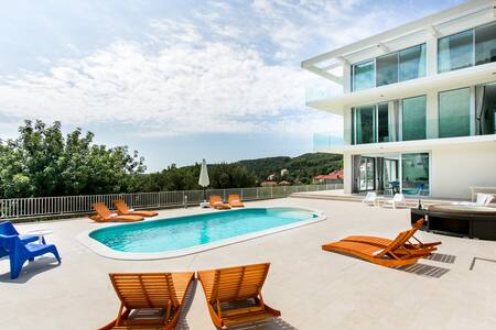 Luxury five star villa in Dubrovnik - Zaton