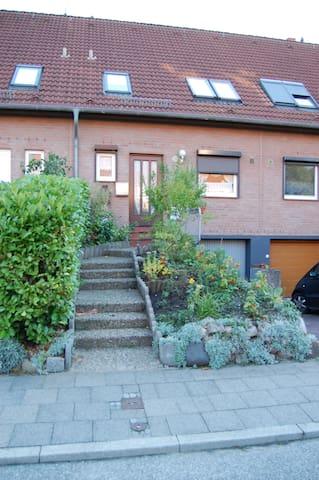100 m² Reihenmittelhaus am Wellsee  - Kiel - Casa