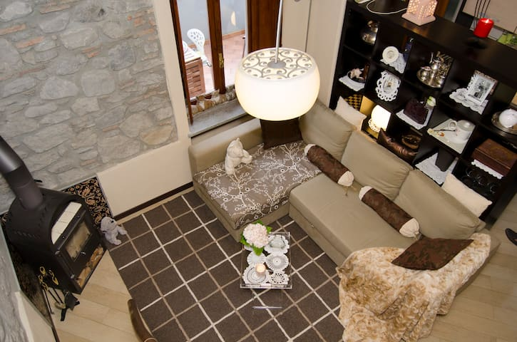 very romantic apartment - San Marcello Pistoiese - Apartamento