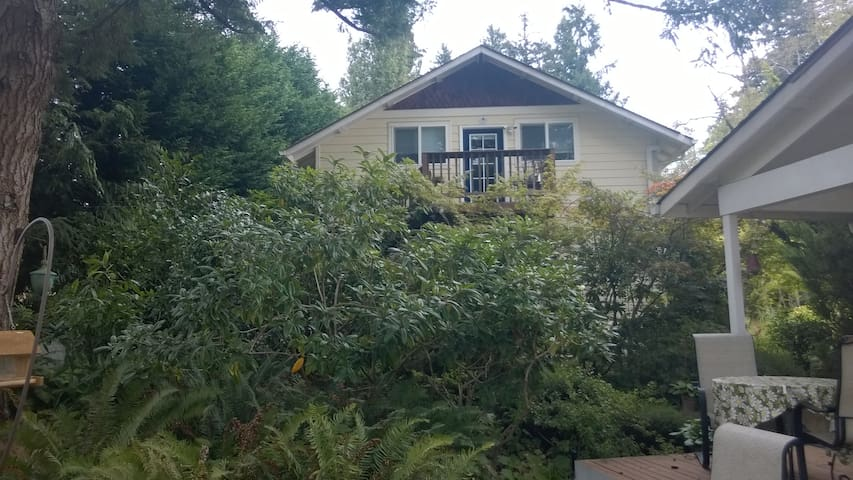 Garden Studio on quiet waterfront property - Poulsbo - Daire