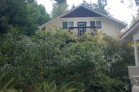 Garden Studio on quiet waterfront property - Poulsbo - Wohnung