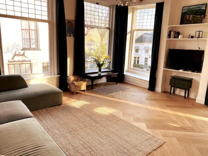 Luxe gerenoveerd appartement in hartje Zutphen!