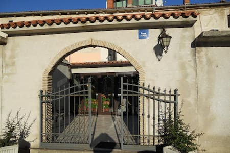 Room (pet friendly) Plomin Luka, Labin (S-15078-b)