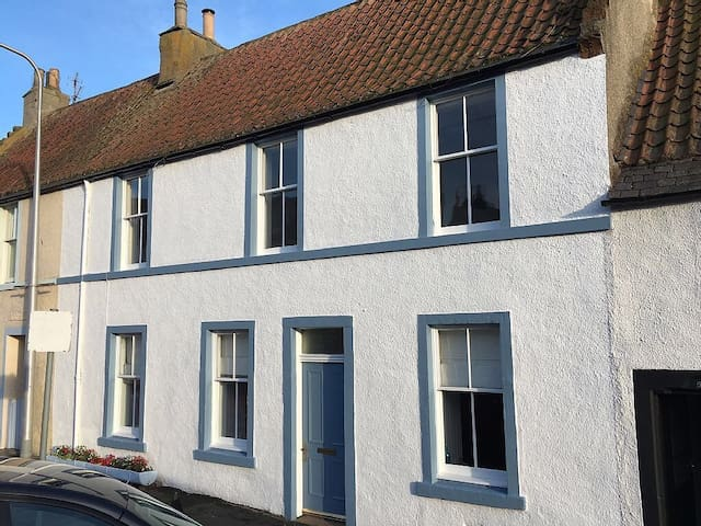 The Old Surgery, Crail, Fife, Scotland