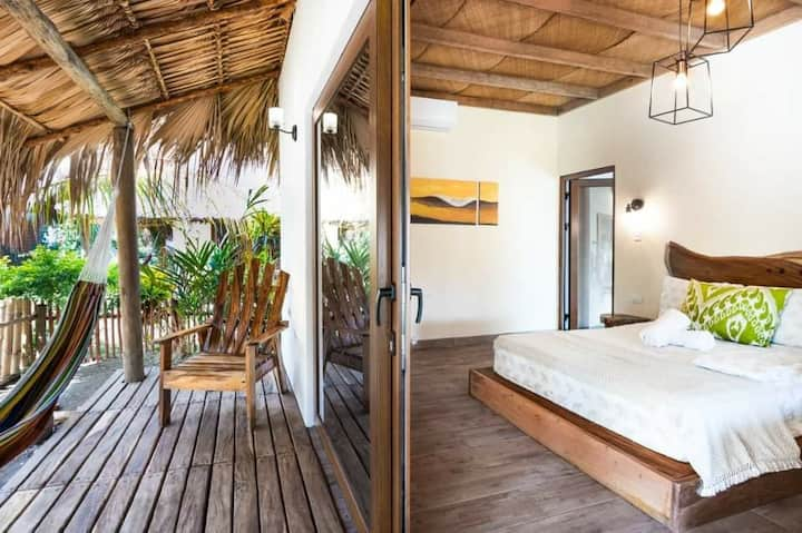 Lux Private Villa Kaikora for 2 people(a/c & pool)