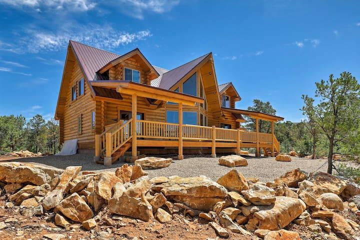 Zion Ridge Cabin 10 Min from National Park Gate!