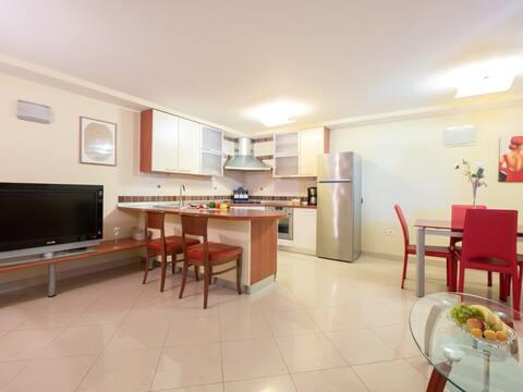 Cosy apartment near the beach