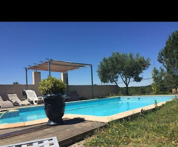 Villa le mas d alzon - Vagnas - 一軒家