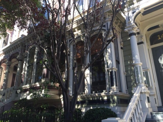 Private suite in gorgeous Victorian in central SF! - San Francisco - House