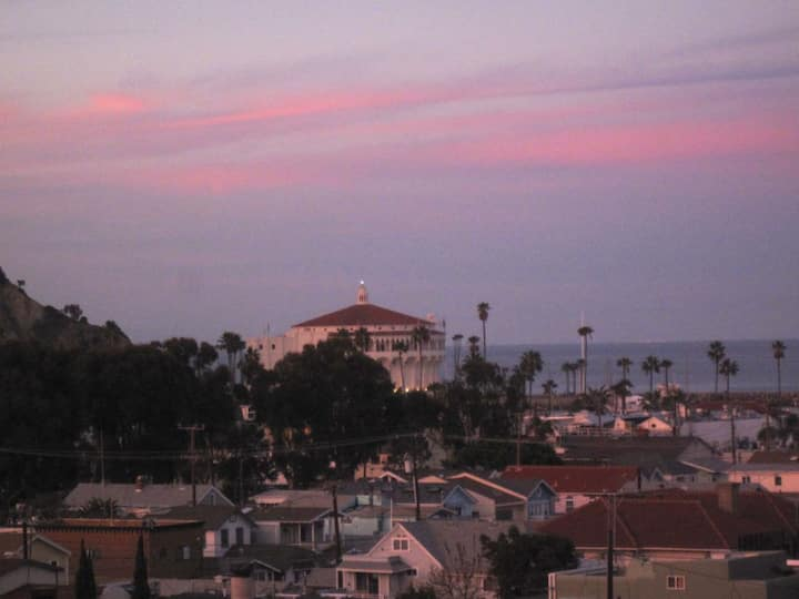 Enjoy Catalina Island in Style with wonderful view