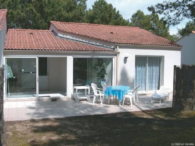 Villa proche mer - La Faute-sur-Mer - Villa
