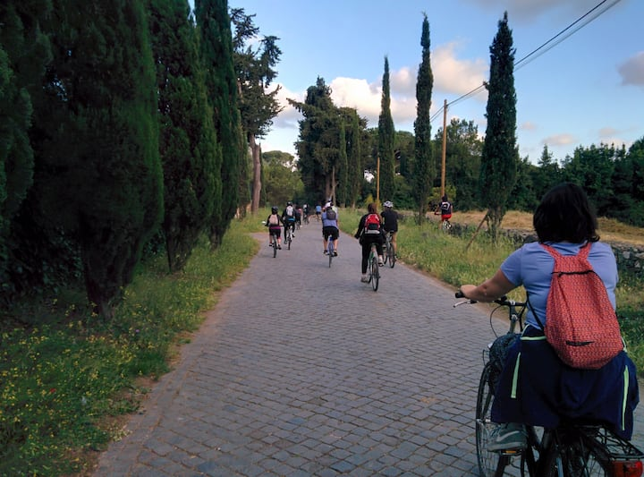 The Anciente Appian Way!