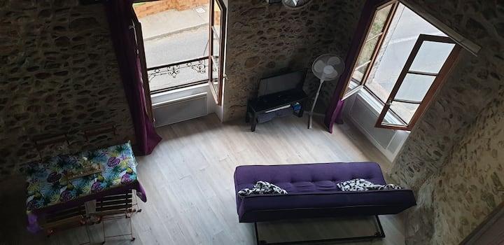 Bel appartement à côté du lac de Paladru