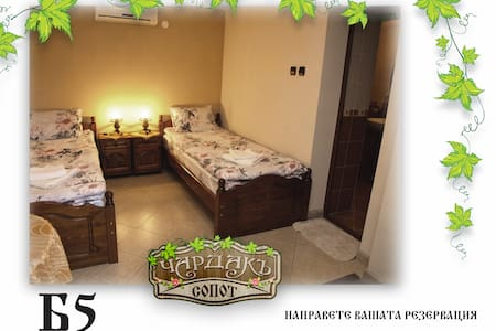 Guest room B5 - Guest House Chardaka Sopot