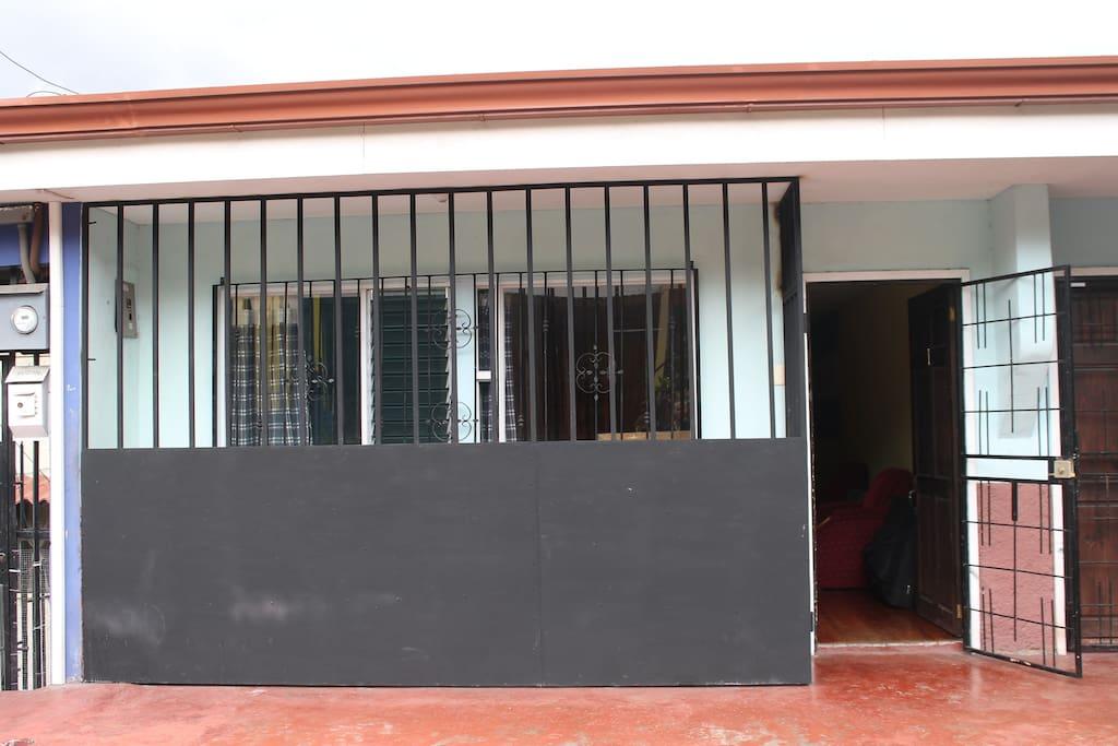 Frente de casa / House front