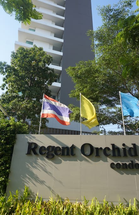 Welcome to Bed Me In @Regent Orchid Condo Sukhumvit 101