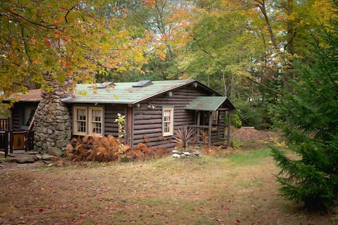 Quaint, rustic 100 year old cabin, Sprucewold, BBH