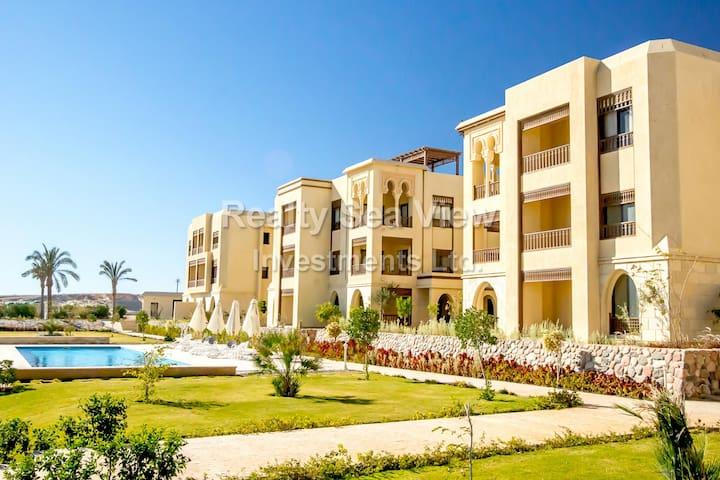 Furnished One Bedroom apartment - Sharm El-Sheikh - Apartamento