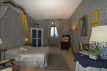 Chambre Colas château du Boisrenault - Buzançais - Guesthouse