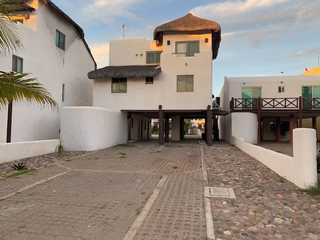 Casa residencial de playa Villas Del Mar