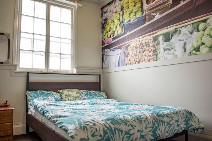 Cozy local room in Vinatown, Dannevirke [Ben Tre]