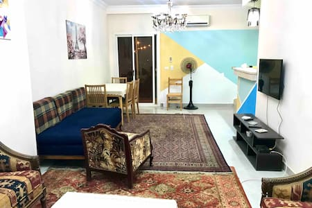 Cozy Apartment ONE Bedroom@ Sheikh zayed city