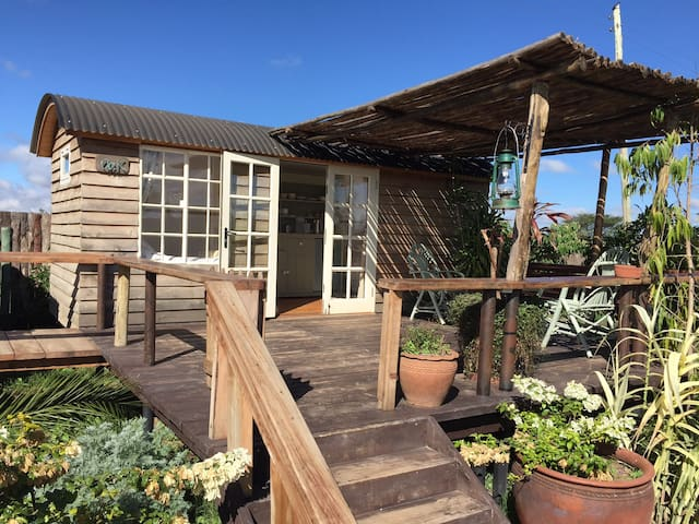 Oak -Shepherd's Hut at One Stop Nanyuki