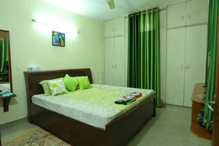 A 1BHK Cosy Home with a Terrace