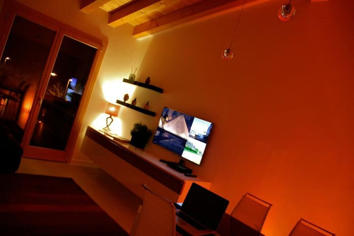 Lounge apartment near Treviso - Volpago del Montello