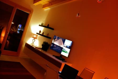 Lounge apartment near Treviso - Volpago del Montello - アパート