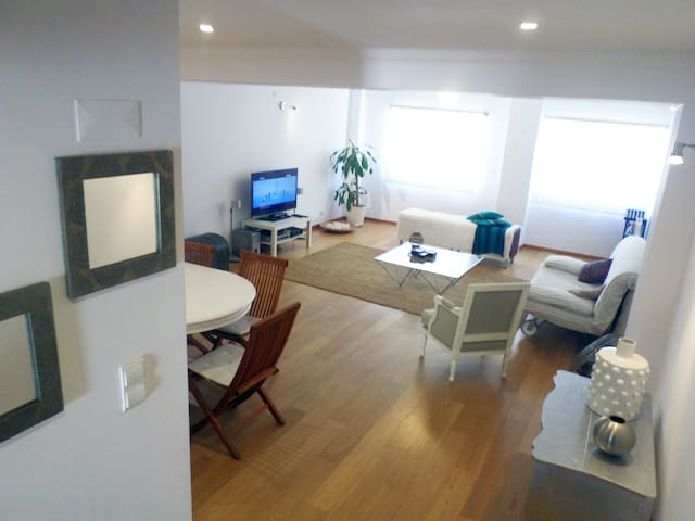 Spacious and comfortable apartment - Lisbon - Apartment