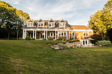 Bittersweet Farm Upscale & Private! - South Kingstown - Haus