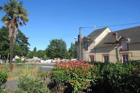 """STUDIO avec Jardinet """"Le Bassin"""" - Nort-sur-Erdre"""