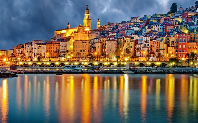 Menton Apartment Old Town - เมนตัน