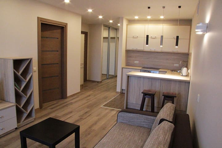 New fabulous Volatus apartment with free parking