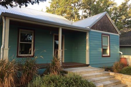 The Blue House - Austin