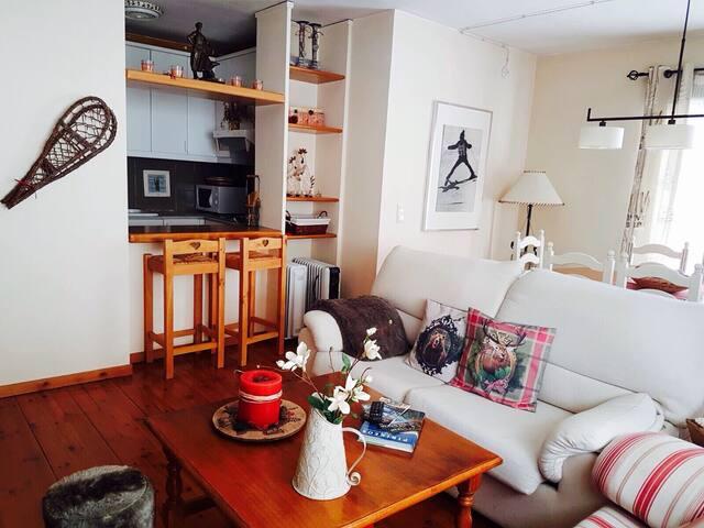 Excelente apartamento en el centro de Vielha