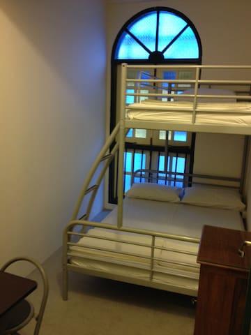 3-person Bunk/Loft Bed Pte Room