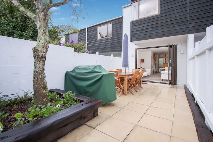 One Bedroom Townhouse Freeman's Bay - Auckland - Wohnung