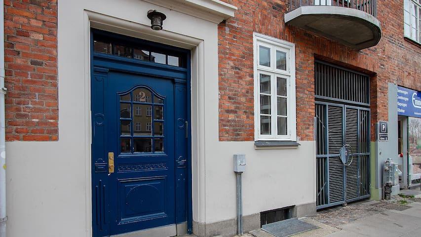 Maybe the cutest appartement in Copenhagen!