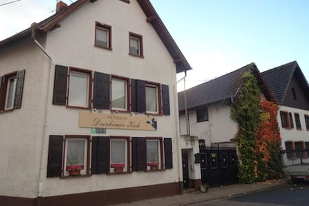 Familienpension  - Dorn-Dürkheim - B&B