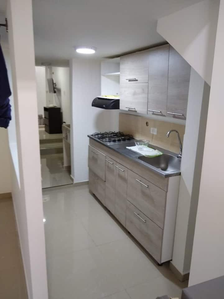 Apartamento para 3 personas a 10m aeropuerto