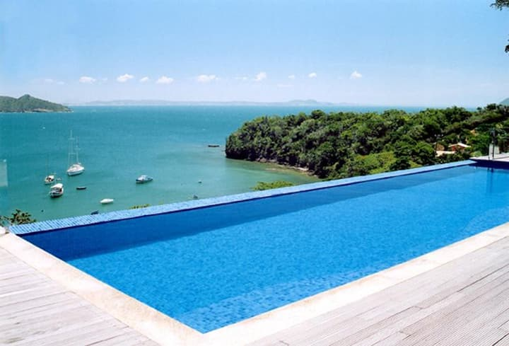 Buzios: BEST Villa Sonho with view