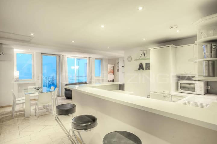 Appartement 28 rue d'Antibes 100m2  park possible
