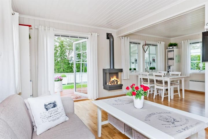 Lovely house in Engelsviken - Fredrikstad - Casa