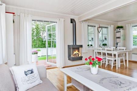 Lovely house in Engelsviken - Fredrikstad - Huis