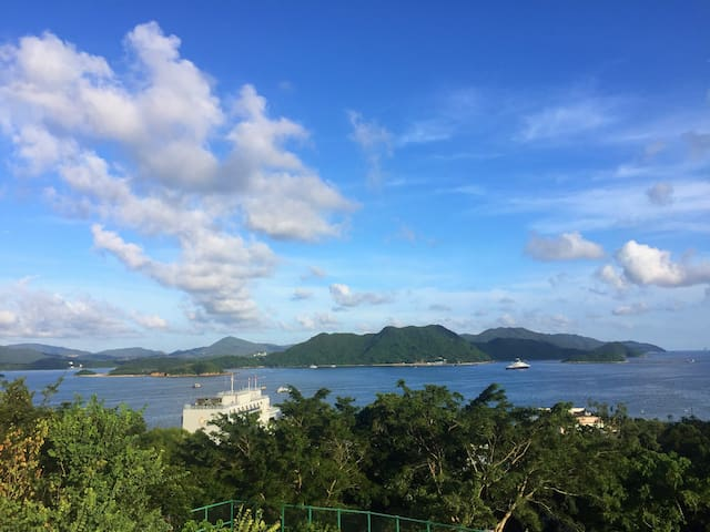 Village Home w/ Seaview 10min Walk To Sai Kung Ctr - Sai Kung - Apartamento